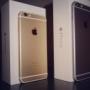 Desbloqueado Apple Iphone 6 16gb, 64gb, 128gb compatible con cualquier operador nacional