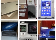Apple iPhone 6: $ 500 USD / Samsung Galaxy Note 4: $ 400 USD / GoPro Hero4: $ 230 USD