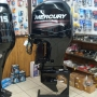 Mercury Four Stroke 100 HP EFI Outboard Engine.