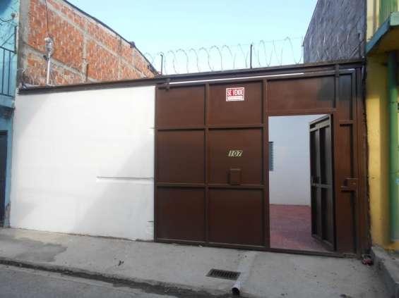 Barrio santa anita san salvador casa nueva